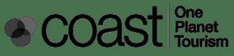 CoaST One Planet Tourism Logo